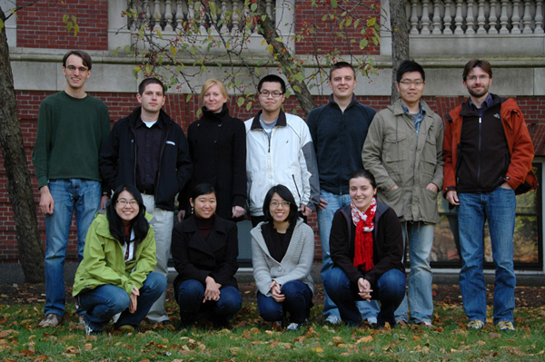 Members of the Intelligent Interactive Systems group